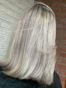 Actuelle Haarmode Top Chic kleuren verven kapper Horst
